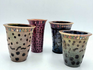 Four Vase – Commission