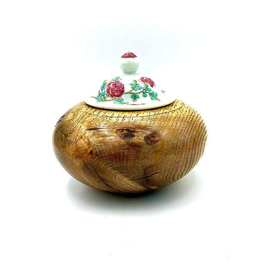 Jewelry Keeper - Pet Urn - Decorative Vase