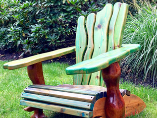 Mia's Fantasy Chair