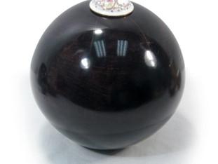Purple Pet Urn Sphere