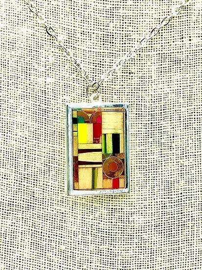 Frank Lloyd Wright Pendant