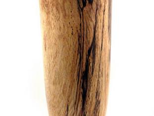 Spalted Oak Vase