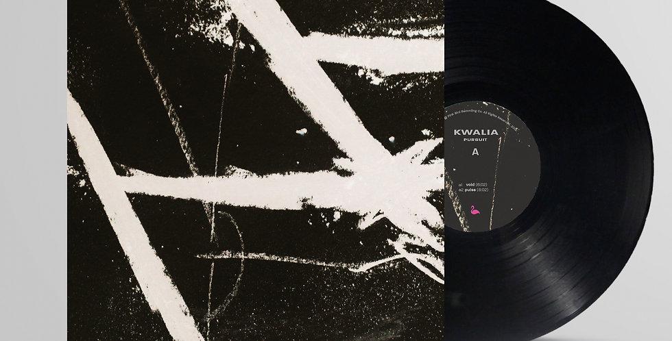 """KWALIA - PURSUIT 12"""" Vinyl EP"""
