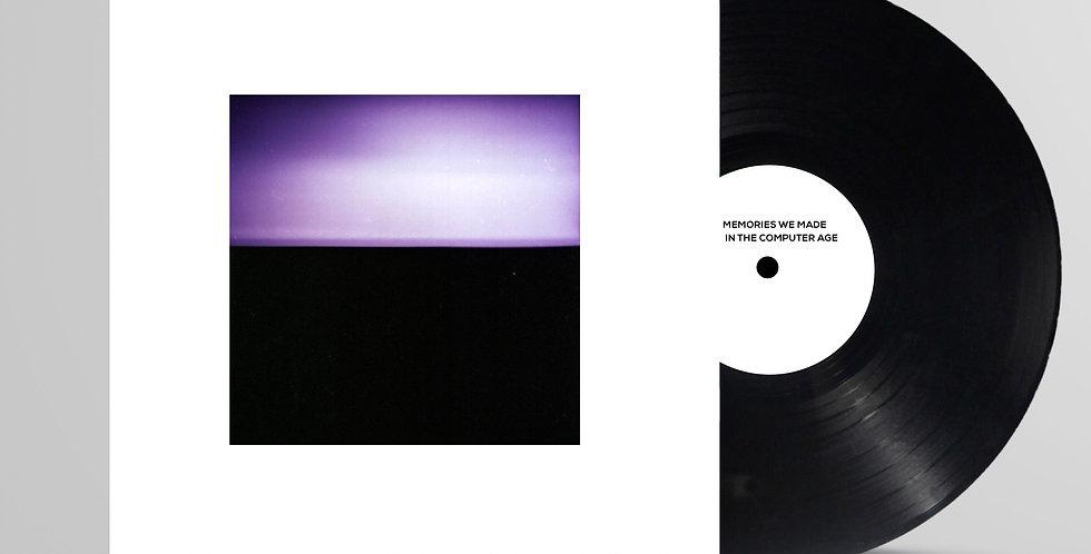 "Alex Tyrrell - Memories We Made in the Computer Age 12"" Vinyl LP"