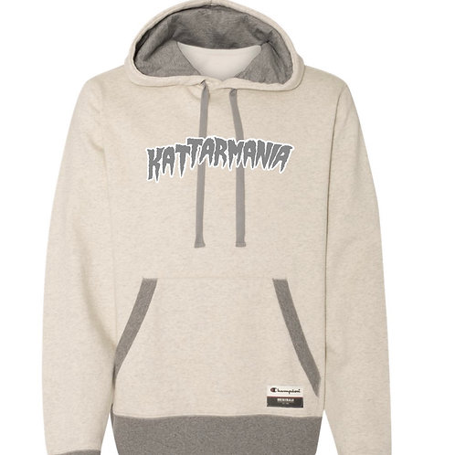 Sueded Fleece Kattarmania Hoodie