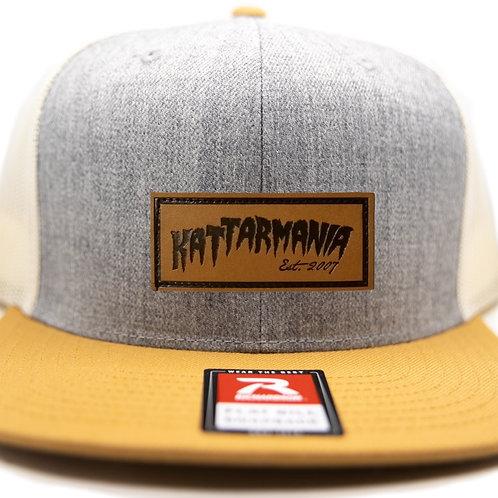 Kattarmania Wool Blend Trucker Hat w/ Patch