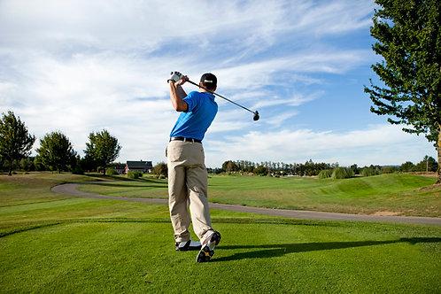 aluguer de campo de golf