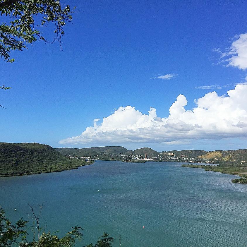 Excursión Guánica, 4 de febrero