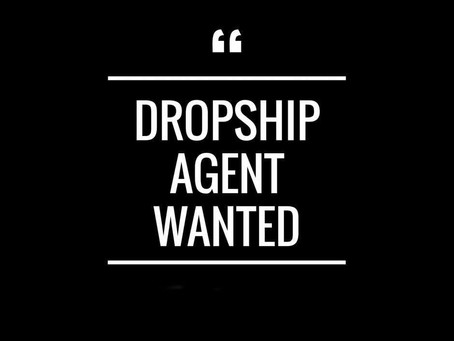 Looking to scale your  dropshipping business? A quick guide to find an ideal agent!