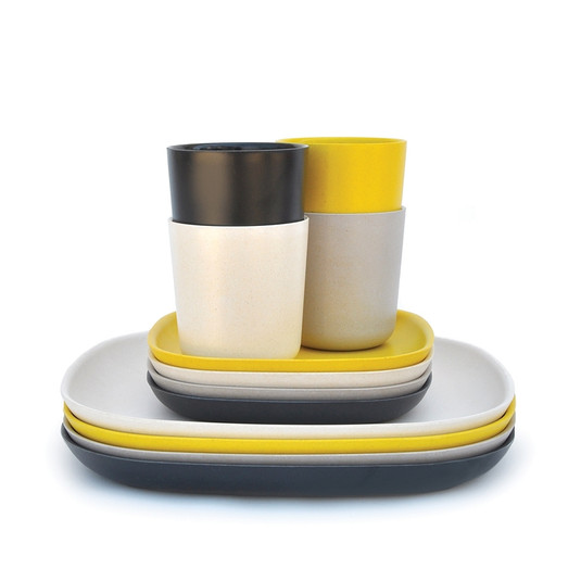 Modern Tableware With Vintage Simplicity