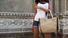 Fishing-Nets Turned Handbags