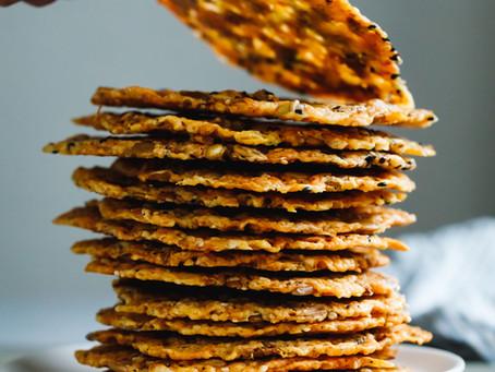 Asiago Scape Crisps