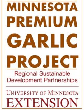 MN Premium Garlic Project
