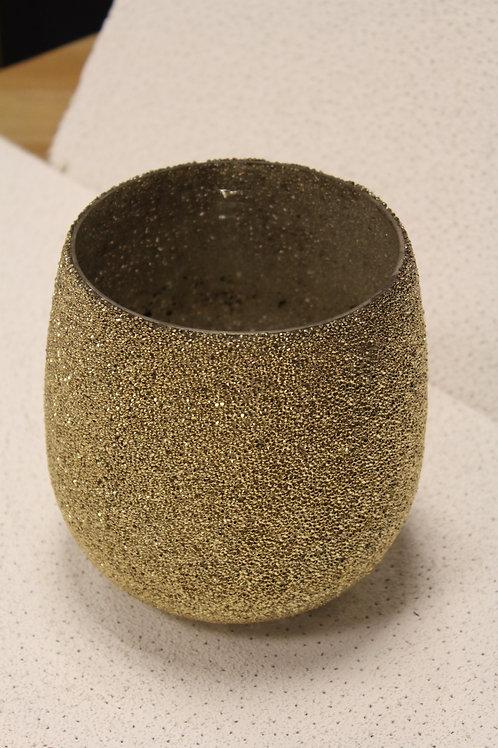 Vaas met glitters