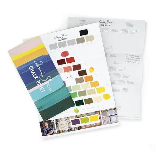 Kleurkaart Annie Sloan