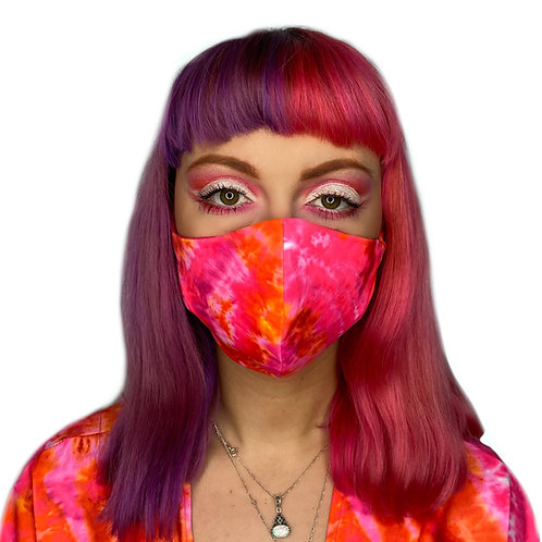 The Siem Sunset Reversible Face Mask