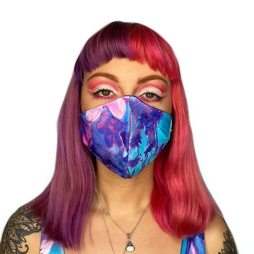 The Uluwatu Reversible Face Mask