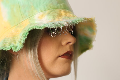 The Rhubarb Custard Bucket Hat