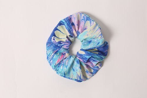 The Disco in the Lagoon Scrunchie