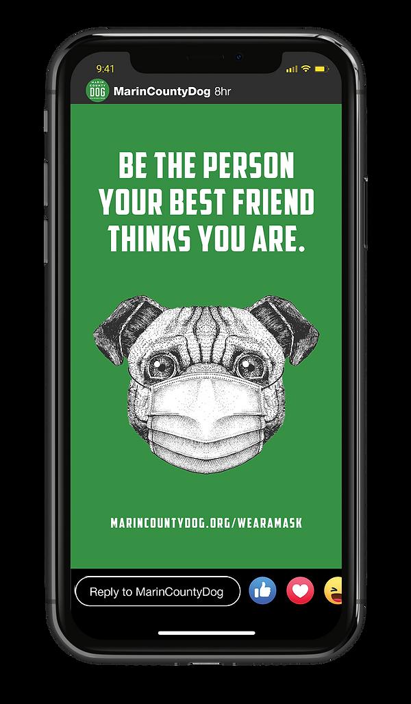 2 MCD Mask_InstagramStories iPhoneFront_