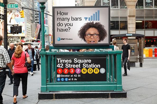 Subway_TimeSquare_BarsGirl_iStock_000017