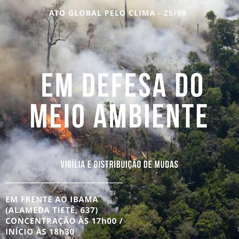 Ato Global pelo Clima