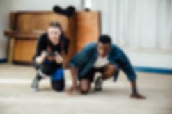 676_Astro Babies Rehearsal _ Ovalhouse (
