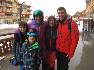 3rd to 8th January 2016 / Alpe d'Huez - France
