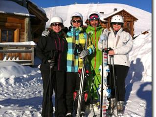 26th to 31st January 2014 / Alpe d'Huez - France
