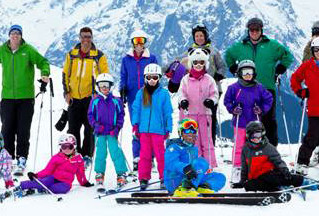 29th March to 3rd April 2015 / Alpe d'Huez - France