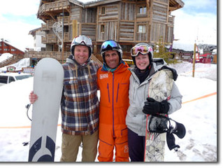3rd to 8th March 2013 / Alpe d'Huez - France
