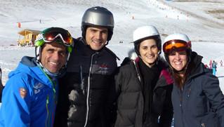 21st to 26th December 2014 / Alpe d'Huez - France