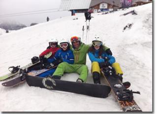 13th to 18th April 2014 / Alpe d'Huez - France