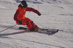 Moniteur de ski, leçon privée alpe d'huez - Ski instructor teaching alpe d'huez