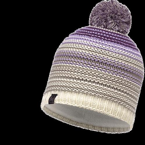 כובע באף פולר מצמר אקרילי - Knitted Polar Hat