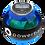 Thumbnail: כדור כח פאוורבול 280Hz בסיסי עם ספידומטר