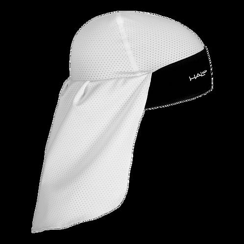 כובע Halo Skull דגם סולר עם מגן צוואר וסרט מרחיק זיעה
