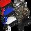 Thumbnail: בנדנה דגם Halo Protex  עם סרט מרחיק זיעה