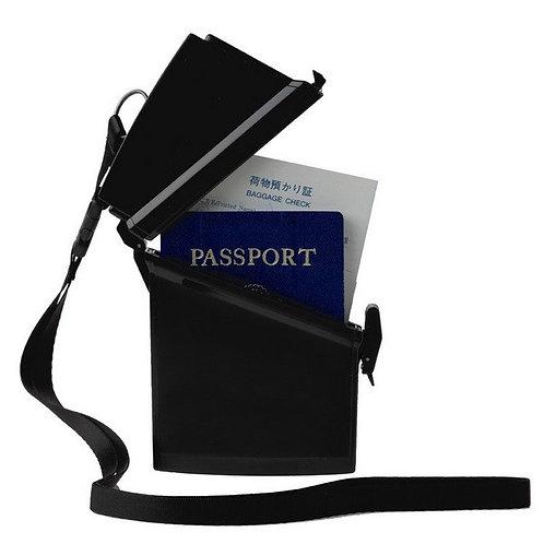 פספורט לוקר קופסאות מגן אטומות למים לדרכון של Witz