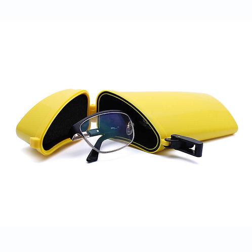 נרתיק משקפיים קשיח אטום למים דגם Lens Locker של Witz