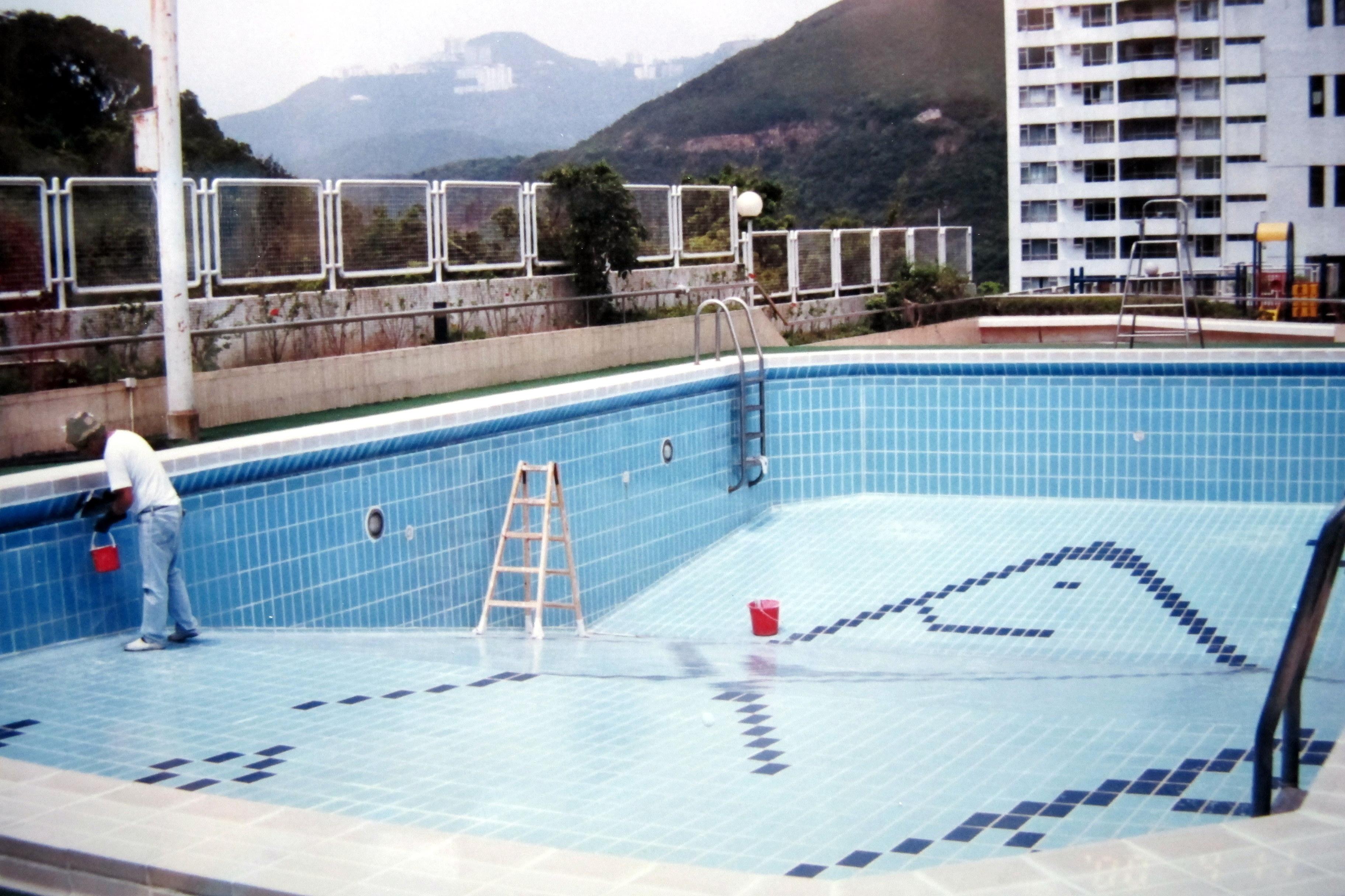 香港深水灣徑泳池