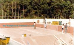 香港德國瑞士國際學校泳池