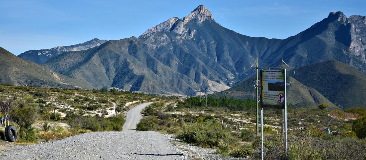 Potrero de Abrego, village au cœur des montagnes