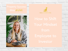 How to Shift Your Mindset from Employee to Investor