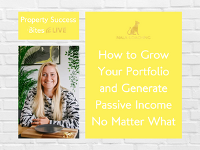 How to Grow Your Portfolio and Generate Passive Income No Matter What