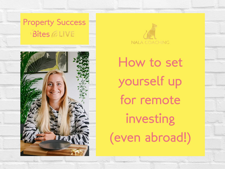 How to Set Yourself Up for Remote Investing (even abroad!)