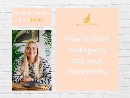 How to build contingency into your investments