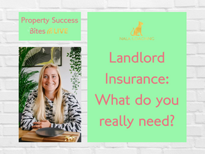 Landlord Insurance: What do you really need?