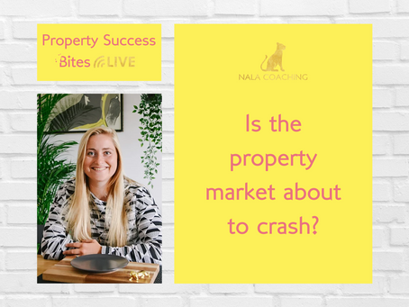 Is the property market about to crash?
