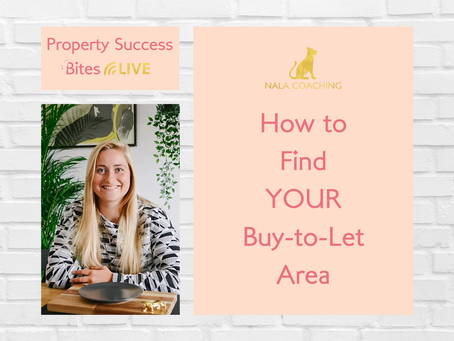 How to Find YOUR BTL Area